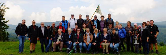 BdH 2-Tageswanderung 2017